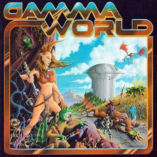 RadioPG 40 18MAI - GAMMA WORLD PARTE 0