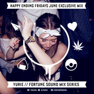 Yurie Happy Ending Fridays June 2015