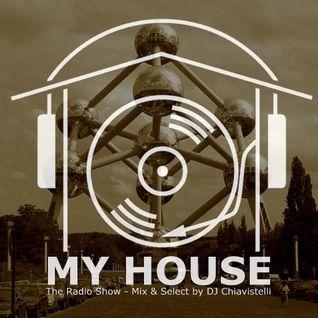 My House Radio Show 2016-03-26