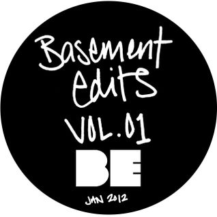 Basement Edits Volume 01 - Cosmo Disco