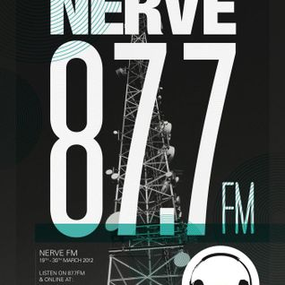The House Party - Nerve FM2 - Garuda Takeover 31/03/12