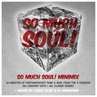 SO MUCH SOUL! Minimix
