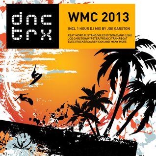 Joe Garston - WMC 2013