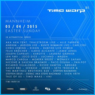 Luciano - live at Time Warp 2015, Mannheim, Germany - 06-Apr-2015