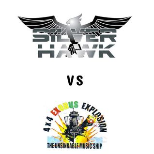 4x4 Exodus vs Silverhawk - Side B