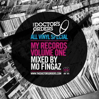 My Records : Volume One - Mo Fingaz