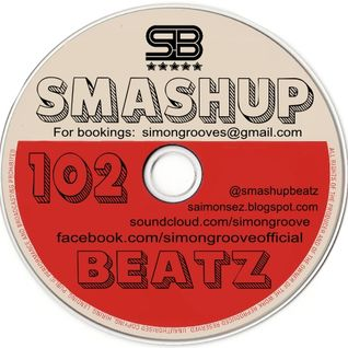 Smashup Beatz Radio Show Episode 102 |14.08.2013| CAPITAL FM RIGA
