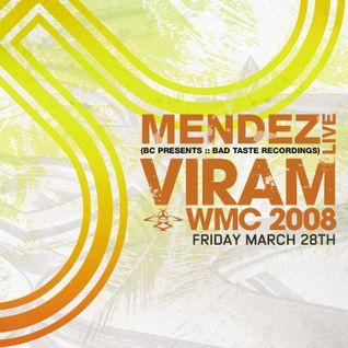 ViRAM live set WMC 2008 (Drum & Bass)