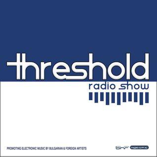 Threshold Radio Show Episode 032 - 29.05.2013