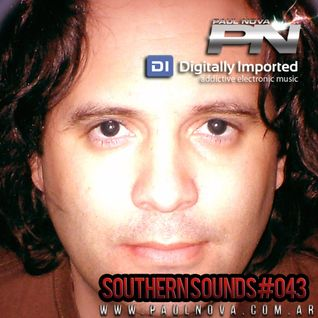 Paul Nova - Southern Sounds 043 (November 2012) DI FM