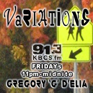 VARIATIONS 10.26.2012