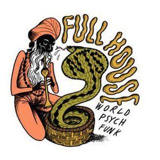 Full House w/ Bokhari Records, Tamara & Helen - 2nd August 2015