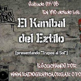 RIMAS REBELDES | 9-5-16 | EL KANIBAL DEL EZTILO