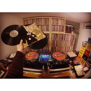 Skratch Bastid - David Bowie Megamix for The Strombo Show 17-01-16