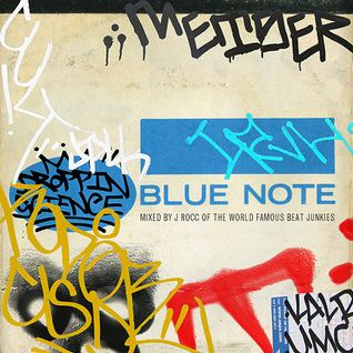 J Rocc's Droppin' Science with Blue Note