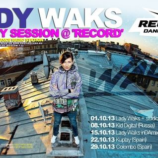 Kid Digital - Lady Waks Show Guest Mix