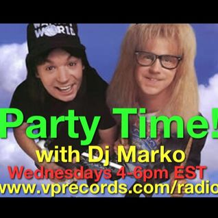 Party Time with Dj Marko on Randy's Reggae Radio (Vol. 24 Hr 1)