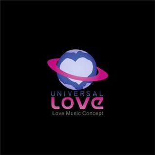 Universal Love Radioshow (April 2013)