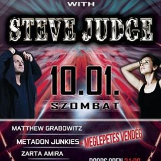 161025 20h Homeradiogroove pres. Live@Siófok Pub Daddy_Metadon Junkies (Zoltan Katona (Kato) DJset)