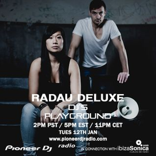 Radau Deluxe (January 2016) - Pioneer DJ's Playground