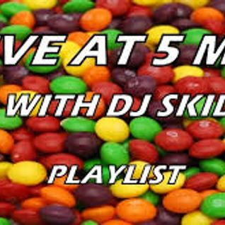 DJ Skiddle - Final Drive@5 12-30-2013