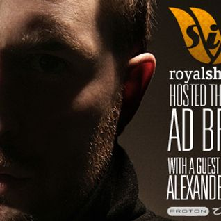 Silk Royal Showcase 137 - Ad Brown Mix