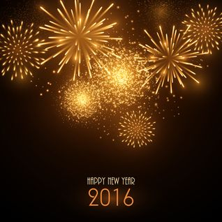 DJ Mark - New Year 2016 Mix w/countdown
