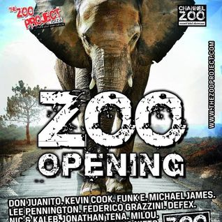 Luciano  Nieto // The Zoo Project presents Gala Night Opening at Gala Night // 26 mayo 2012
