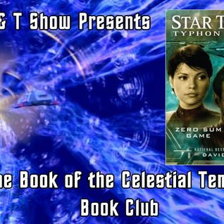 G & T Show Book of the Celestial Temple Book Club - Typhon Pact: Zero Sum Game