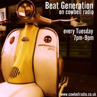 9th June 2015 Beat Generation On Cowbell Radio Show