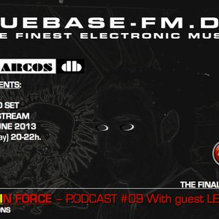 MARCOS DB (SPAIN FORCE EPISODE #09) CUEBASE-FM.DE RADIO