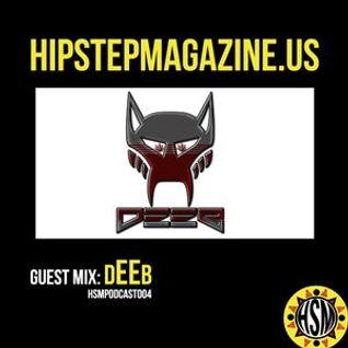 dEEb - Hipstep Magazine Exclusive Mix Vol 4 (05/21/2013)