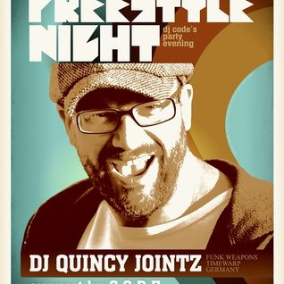 Quincy Jointz in the mix - Nov 2011