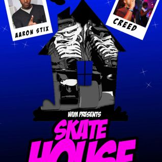 Aaron Stix @ Wheels In Motion: Skate House Edition, Renaissance Rooms Vauxhall - Part 1