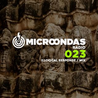 Microondas Radio 023 / Illogical Response mix + Clark, Jacques Greene, Rustie, Rome Fortune