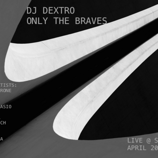Dj Dextro_Only the Braves LIVE @ Smash Café_April 2015