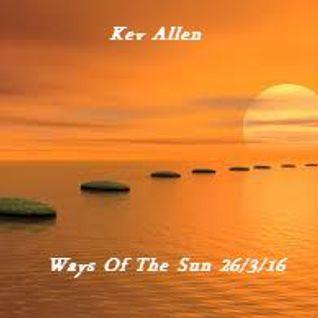 Ways of The Sun