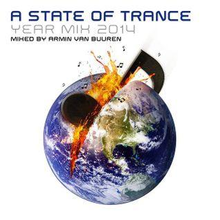 Armin van Buuren - A State of Trance 695 (Yearmix 2014)
