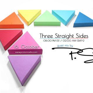 Slobodan Popovic aka dj P.S. Three Straight Sides/ October 2014@protonradio.com