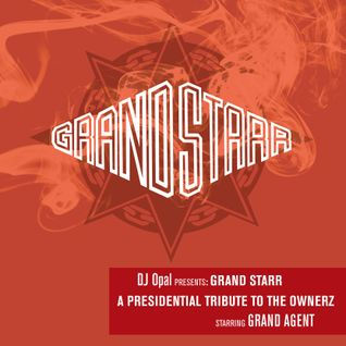 GRANDSTARR: A TRIBUTE TO GANGSTARR // Mixed by DJ OPAL