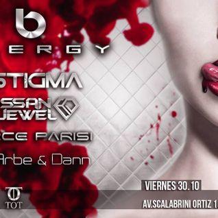 Estigma Live @ B-Energy 30/10/2015