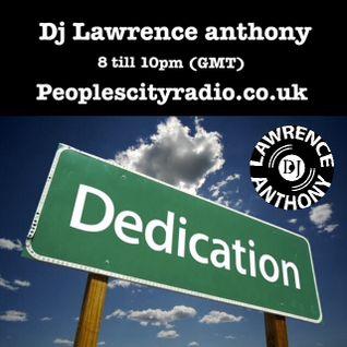 dj lawrence anthony pcr radio 25/02/16