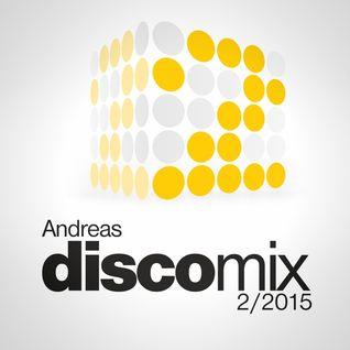 Andreas Discomix 2/2015