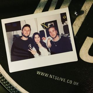 Fold, Moxie & George Fitzgerald (UKG Special) - 23rd December 2015