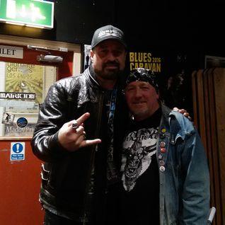 Interview with Russell Allen (Symphony X) - The Robin 2, Bilston 12th Feb 2016