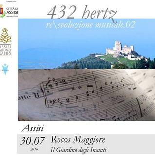 432 Hertz : re \ evoluzione musicale .02   Simona Faraone_Um:Bros_Claudio Casalini