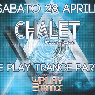 Joey Seven Live @WePlayTrance Chalet PinetaClub Brescia 28.04.2012