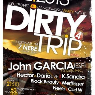 Black Beauty - Dirty Trip 4 @ Live at 7.Nebe - 8.2.2013