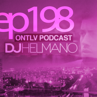 ONTLV PODCAST - Trance From Tel-Aviv - Episode 198 - Mixed By DJ Helmano
