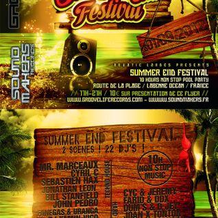 60 MINUTES - Live at Summer End Festival - September 2012